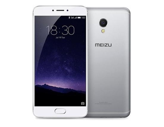 Смартфон Meizu MX6 4/32Gb Silver Stock B, фото 2