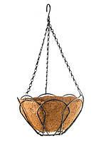Підвісне кашпо, з кокосовою корзиною, 30 см, PALISAD