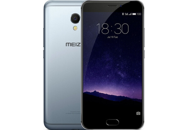 Смартфон Meizu MX6 4/32Gb Gray Stock A-