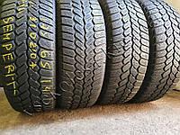 Зимние шины бу 175/65 R14 Semperit