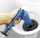 ОПТ Пневматический вантуз пистолет Toilet dredge gub blue, фото 2