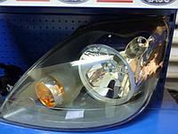 Фара передняя левая на Ford Fiesta mk6