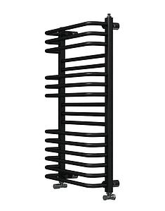 Рушникосушка Hitzes 860x500x165 водяна, Black чорна, WMB 1750