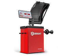 Балансировочный станок (вес колеса 70кг) CB953B 220V BRIGHT