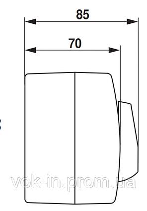 Электропривод для 3-х ходового клапана 2137 HERZ 24 В (АС) 3-х точечный 1771256, фото 2