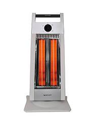 Инфракрасный карбоновый обогреватель Zenet ZET-507 белый для помещений до 30кв.м.