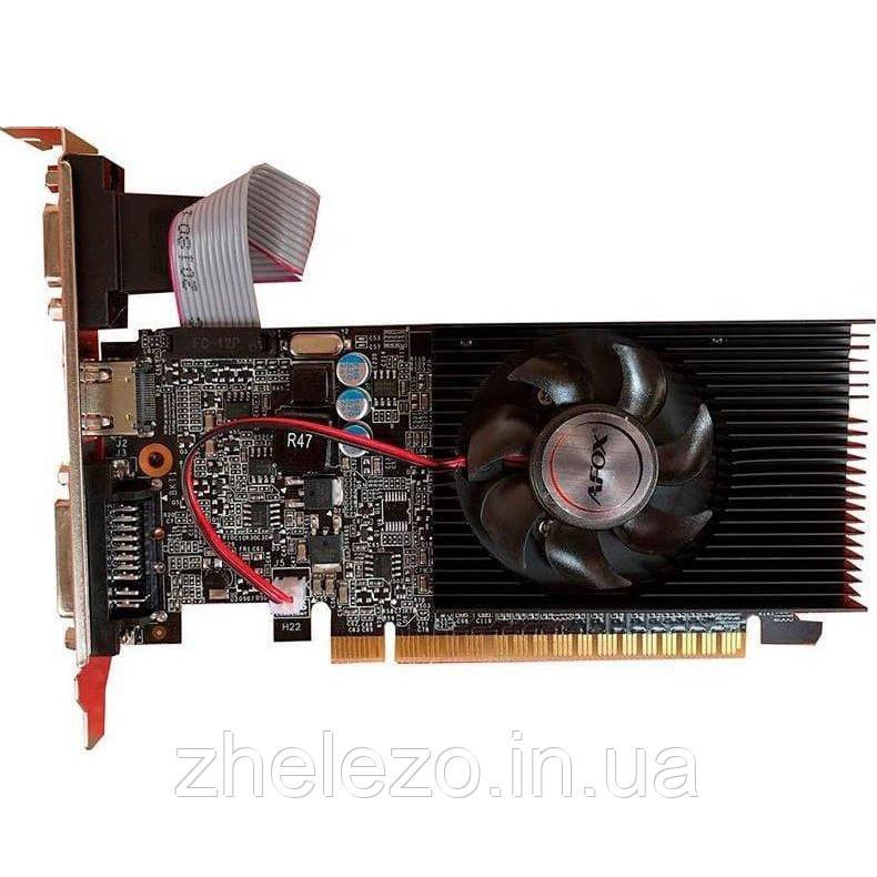 Видеокарта AFOX GeForce GT 610 1 GB (AF610-2048D3L7)