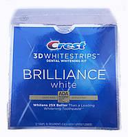 Crest 3D White отбеливающие полоски для зубов Brilliance (32 шт)