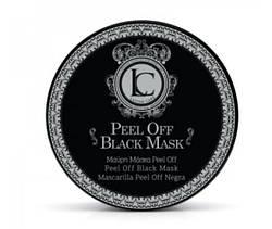 Lavish care peel off black mask - Пилинговая черная маска, 100 мл