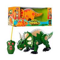 Детская игрушка Динозавр 7587 Play Smart на радиоуправлении