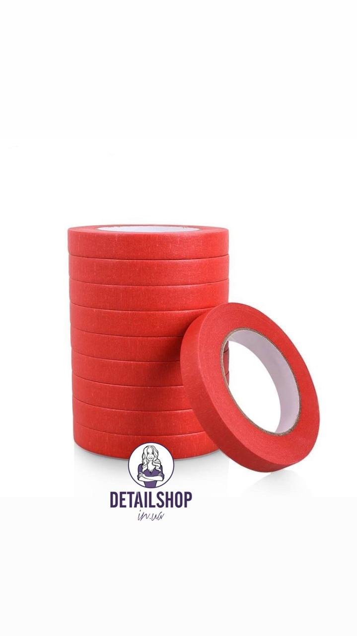 SGCB маскуюча термостійка стрічка 18 мм* 50м. червоний