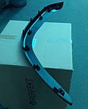 Накладка крыла VOLVO FH12 E3 E5 передняя прямая накладка крыла ВОЛЬВО ФШ12, фото 3