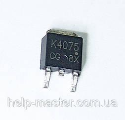 Транзистор 2SK4075 (DPAK TO-252)