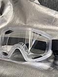 Очки защитные закрытые, фото 3