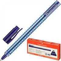Ручка Faber-Castell шариковая Grip 2020 синяя
