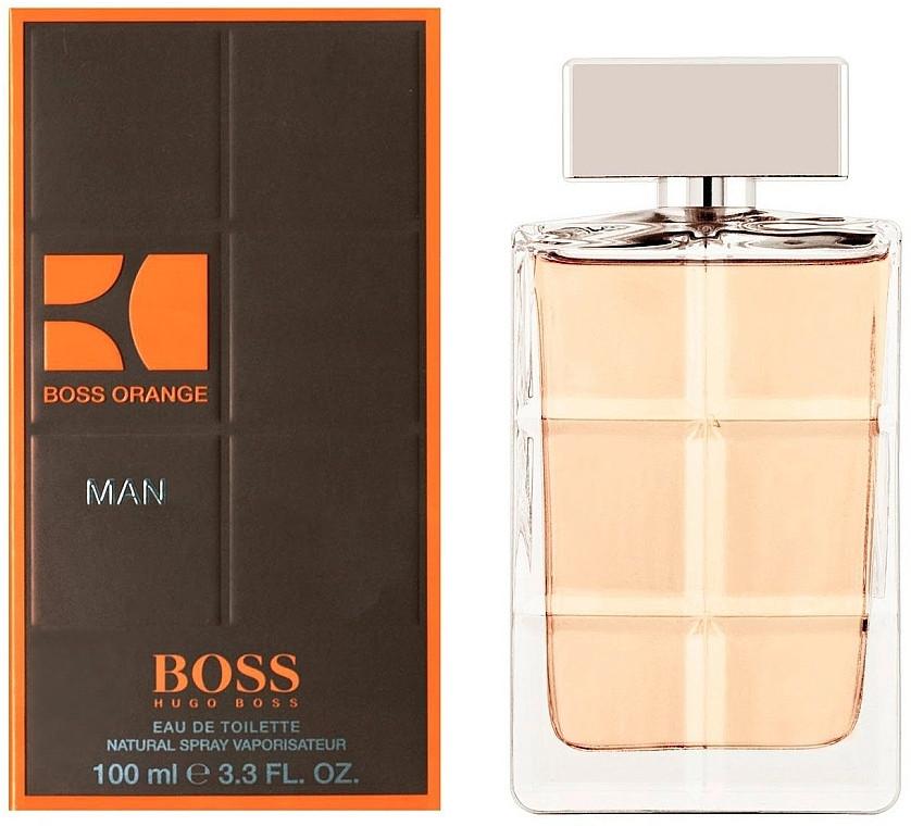 Мужской аромат Hugo Boss Boss Orange For Men