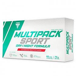 Вітаміни і мінерали Trec Nutrition Multipack Sport Day/Night Formula 60caps