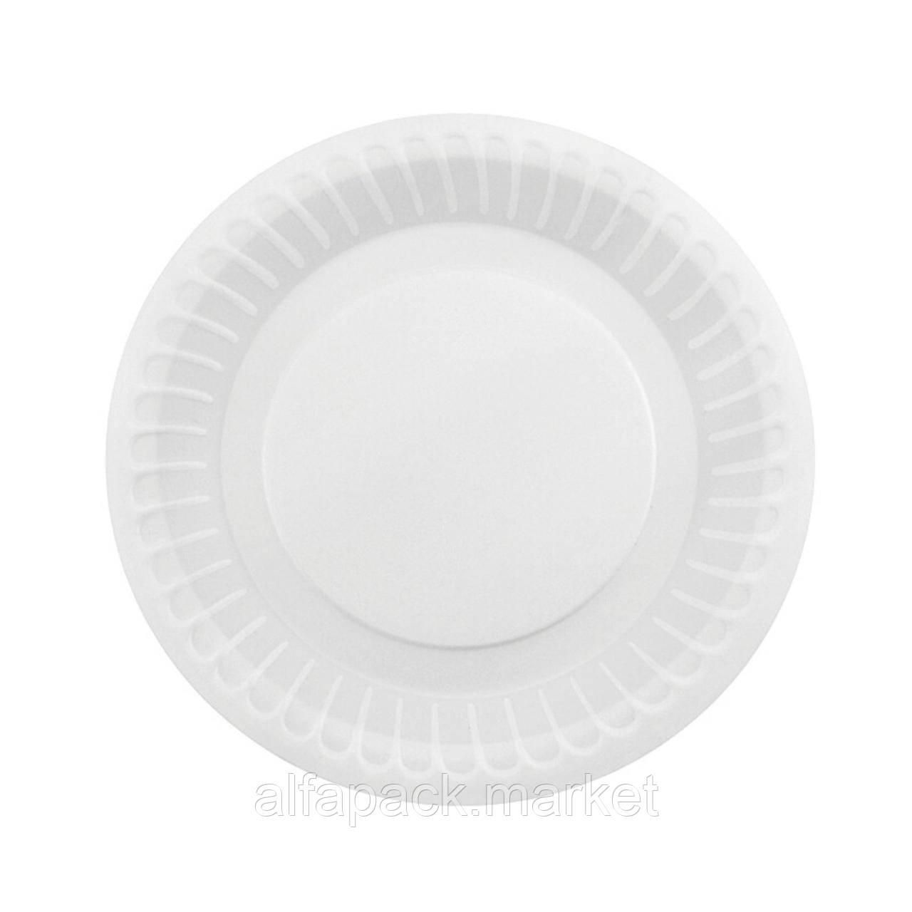 Набір одноразових тарілок Food Packing Тарілка банкетна 225мм 25 персон 000002427