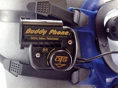 Приемопередатчик безпроводной подводной связи OTS Buddy Phone D2