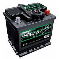 Аккумулятор GIGAWATT, 90Ah, правый (+), Евро