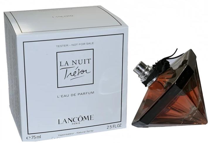 Тестер женского парфюма Lancome Tresor La Nuit Eau de Parfum - 75 мл