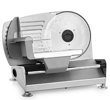 Ломтерезка слайсер Clatronic MA 3585 металевий корпус і спрямовуюча