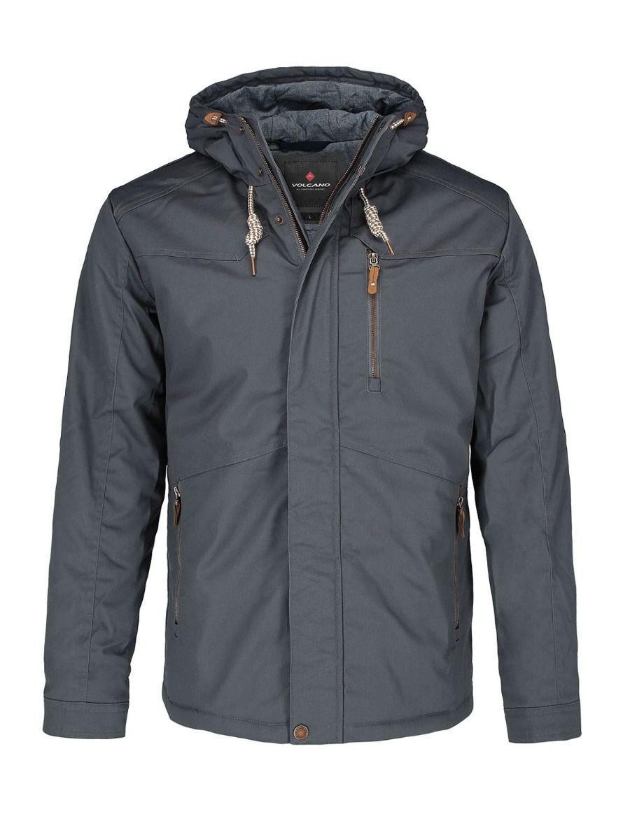 Демисезонная мужская куртка Volcano J-Walker