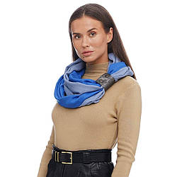 """Кашеміровий шарф""""Мілан """", шарф снуд, шарф бактус"""