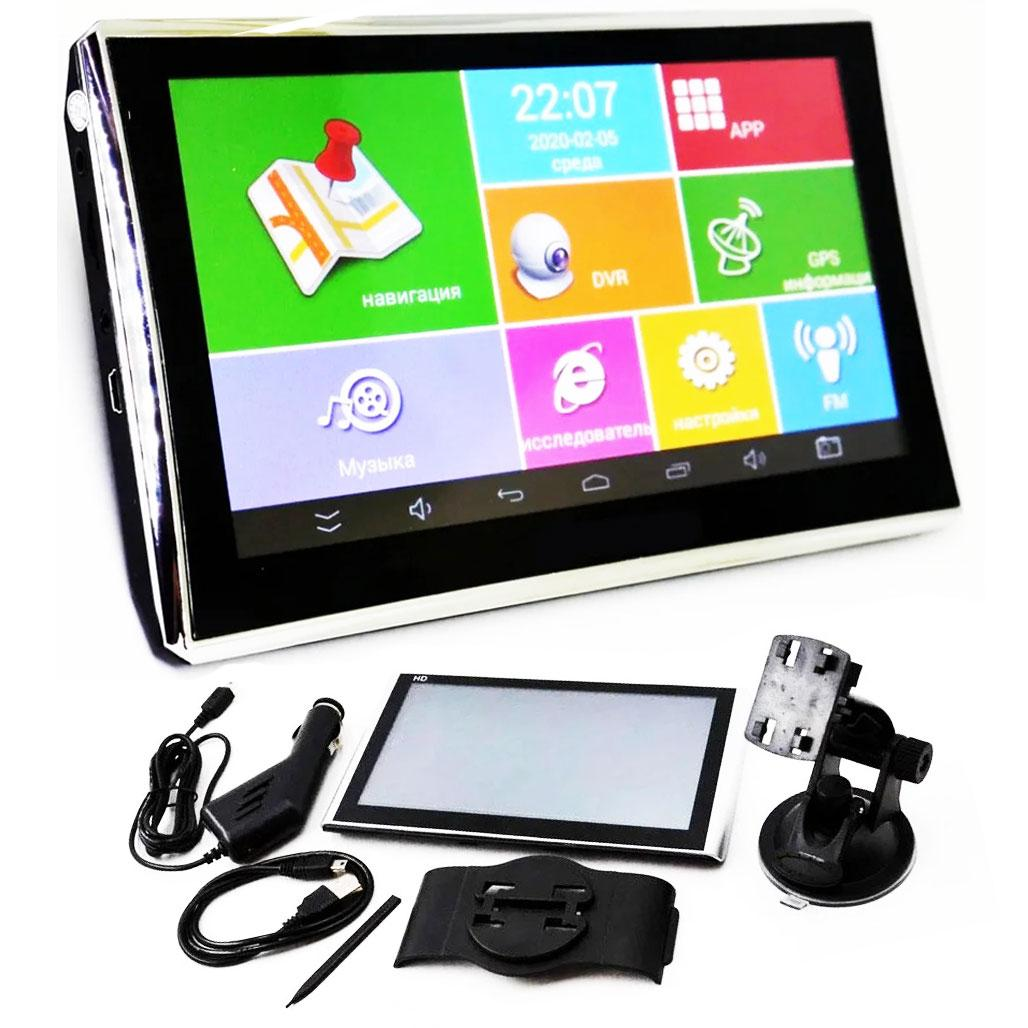 Автомобильный навигатор GPS 5007 / TV 8 GB (7 inch) PR5