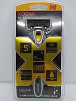 Одноразовый бритвенный станок KODAK Ultra Premium 5 Metal