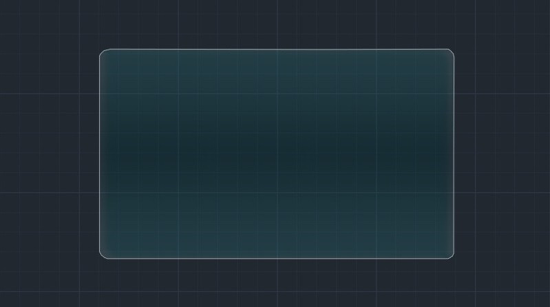 Защитное гибридное стекло на монитор 9H AUDI Q5 / SQ5 7' 2017