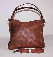 Коричневая сумка SilviaRosa