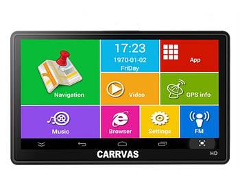 GPS-навигатор Carrvas 7 Truck 256Mb/8GB Black