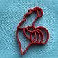 Висічка для пряників у вигляді півника, фото 3