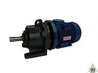 Мотор-редуктор 3МП-50 (2 ступени, 35,5 об/мин, АИР90L4)