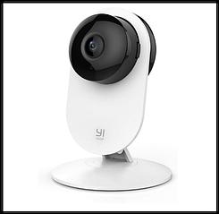 Умная домашняя камера YI 1080p, внутренняя IP-система видеонаблюдения с ночным видением