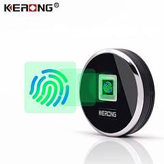 Биометрический замок  KR-64RF  с отпечатком пальцев KERONG