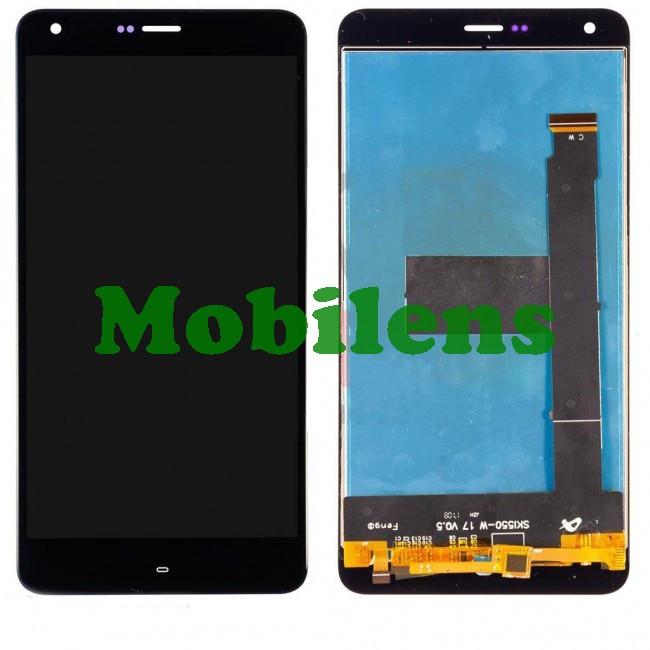 Prestigio 7551, PSP7551, Grace S7 Дисплей+тачскрин(модуль) черный