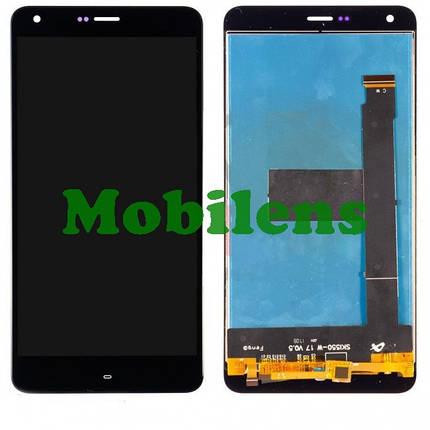 Prestigio 7551, PSP7551, Grace S7 Дисплей+тачскрин(модуль) черный, фото 2