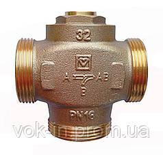 Клапан трехходовой термосмесительный HERZ-Teplomix DN32 1 1/4″ (1776614)
