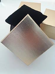 """Подарункова коробка для годинників """"фольга"""" 9х8х5,5 див."""