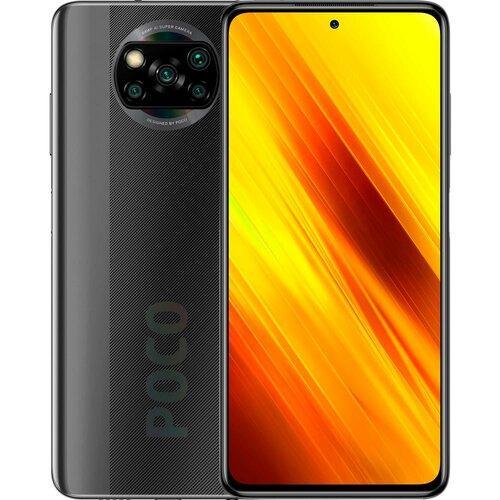 Смартфон POCO X3 NFC 6/128GB Dark Grey