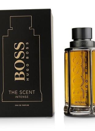 Мужской аромат Описание Hugo Boss The Scent Intense