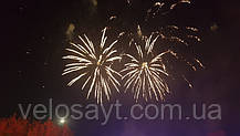 """Фейерверк, салютная установка """"С Новым Годом"""" 19 выстрелов 30 калибра СУ 30-19-1, фото 2"""
