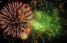 """Фейерверк, салютная установка """"С Новым Годом"""" 19 выстрелов 30 калибра СУ 30-19-1, фото 3"""