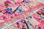 Платье цветочное р.110,116,122,140 для девочки SmileTime Connie, фото 5
