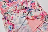 Платье цветочное р.110,116,122,140 для девочки SmileTime Connie, фото 6