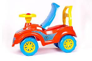 Дитяча машинка каталка 3077 Спайдермен Технок, фото 2