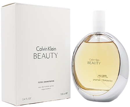 Тестер женской туалетной воды Calvin Klein Beauty - 100 мл
