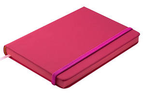 Ежедневник недатированный Buromax TOUCH ME A5 розовый 288 стр (BM.2028-10)
